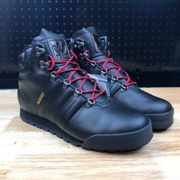 new arrival 00381 0a39a Adidas Originals Jake Blauvelt Boots Black